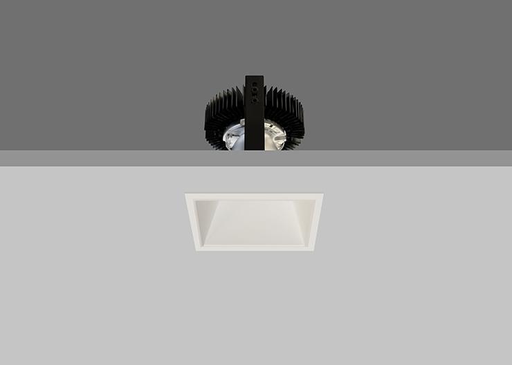 Ambiance X100 White reflector